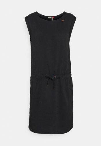MASCARPONE - Robe d'été - black