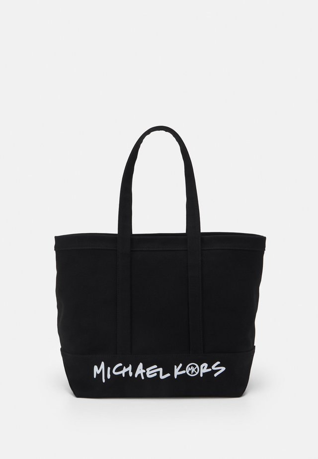 LARGE TOTE - Shopping Bag - black