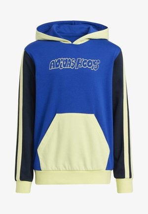 Hoodie - bold blue/legend ink/pulse yellow