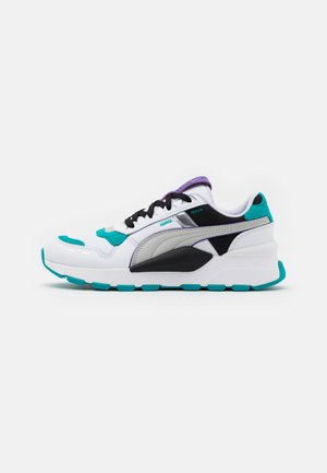 RS 2.0 FUTURA JR - Trainers - white/viridian green