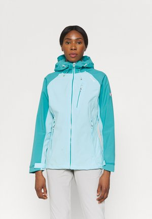 WOMENS BIRCHDALE - Hardshell jacket - blue