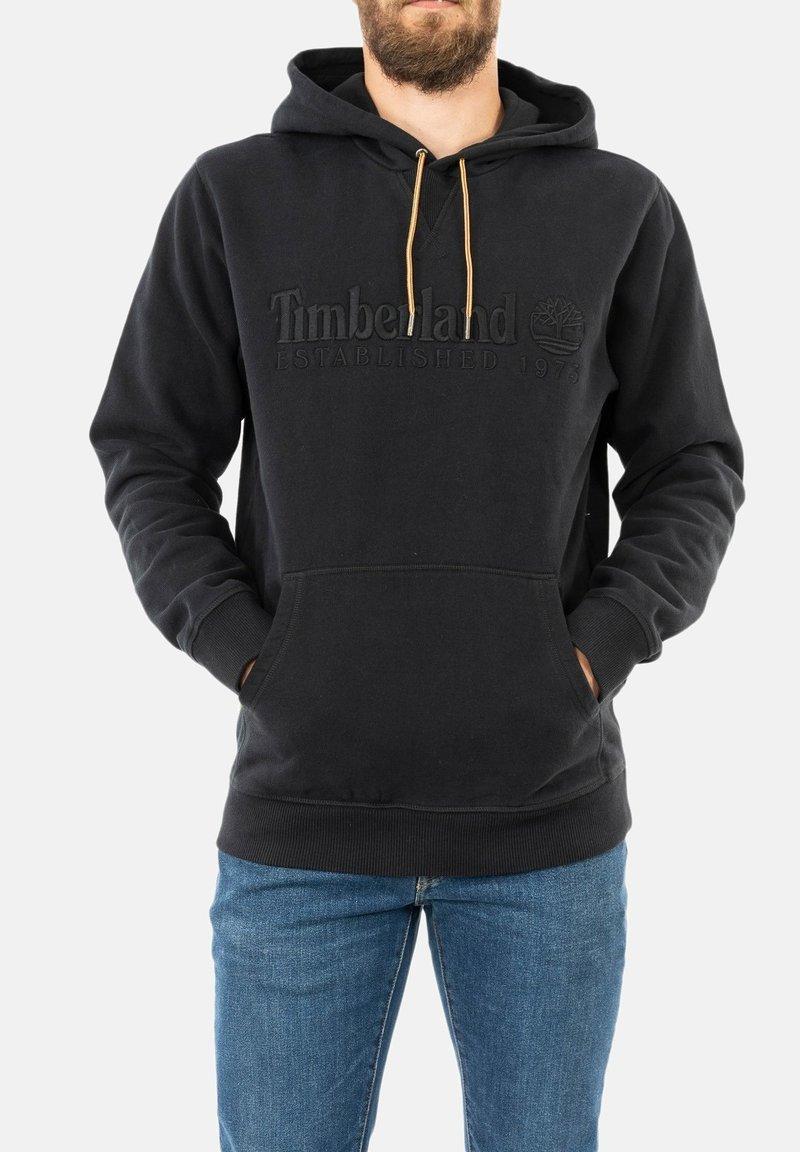 Timberland - Hoodie - noir