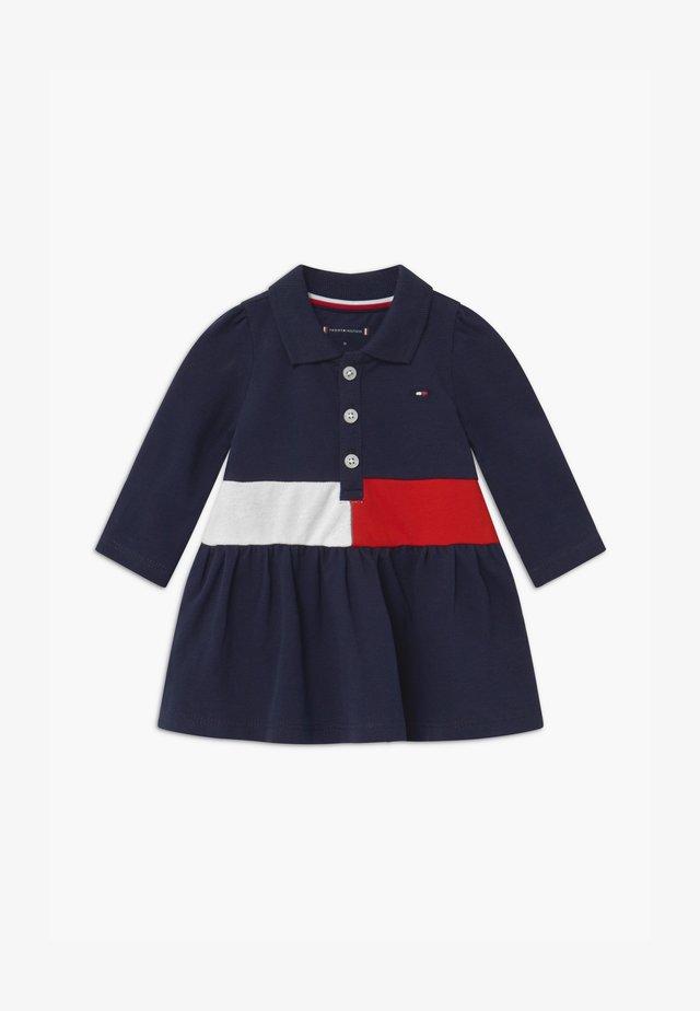 BABY BLOCK - Day dress - blue