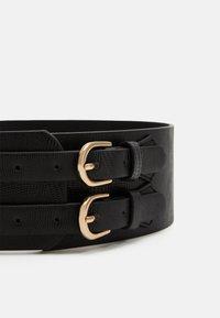 Pieces - PCWILLA WAISTBELT - Waist belt - black - 2