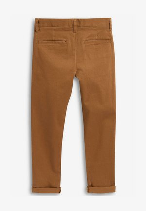 KHAKI CHINO TROUSERS (3-16YRS) - Chinos - beige