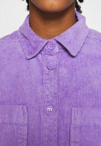 Monki - CONNY LI  - Button-down blouse - lilac purple - 6