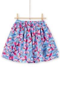 Du Pareil au Même - Wrap skirt - blue - 3