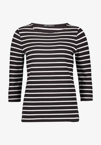 Betty Barclay - MIT STREIFEN - Long sleeved top - schwarz/grau - 3