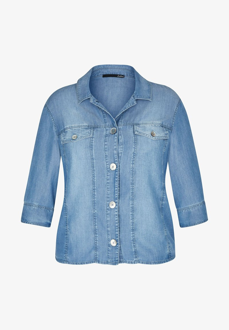 LeComte - Button-down blouse - blau
