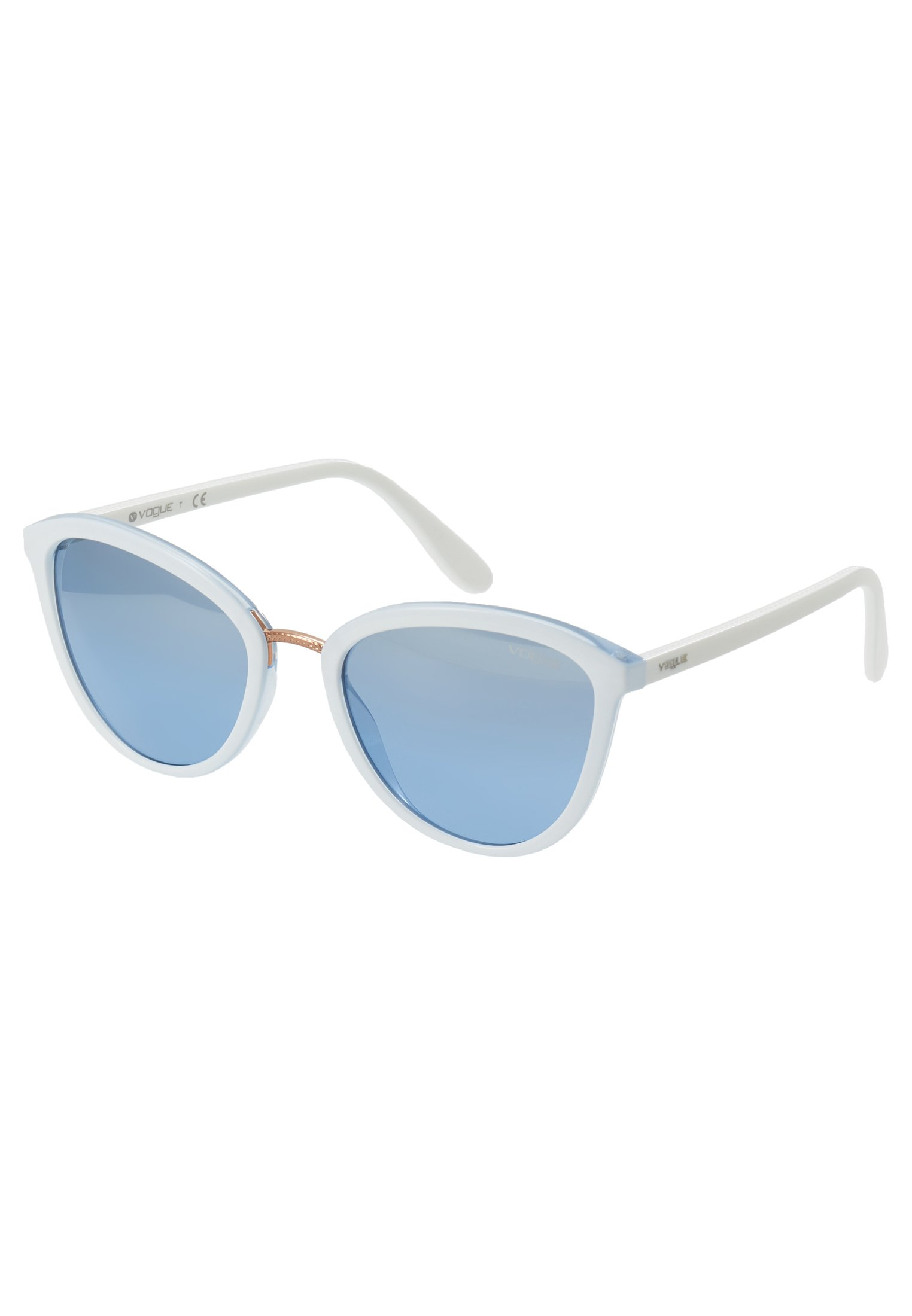 Vogue Eyewear Sonnenbrille - White/light Blue/weiß