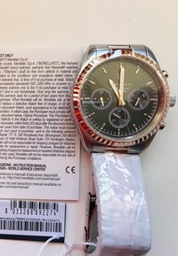 Maserati - COMPETIZIONE - Chronograph watch - grey - 6