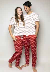 Happy Pijama - Fancy - Pyjama set - red - 0