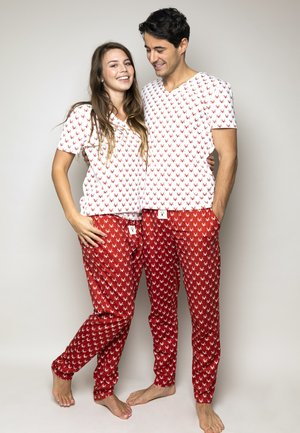 Fancy - Pyjama set - red