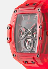 Guess - UNISEX - Watch - red - 3