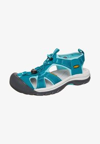 Keen - VENICE H2 - Walking sandals - celestial/blue grotto - 1