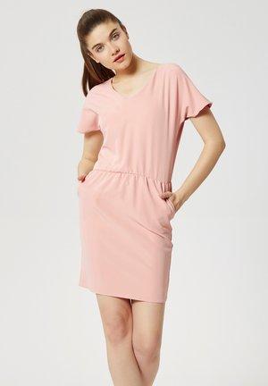 Day dress - dreckiges pink