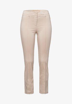 Trousers - light sand