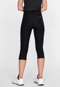 Röhnisch - Leggings - Trousers - black - 3