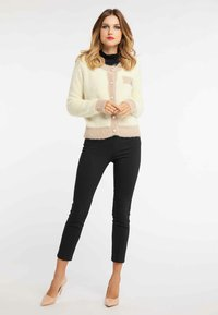 faina - Cardigan - light yellow - 1