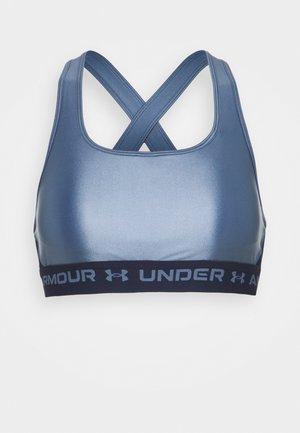 CROSSBACK - Reggiseno sportivo con sostegno elevato - mineral blue