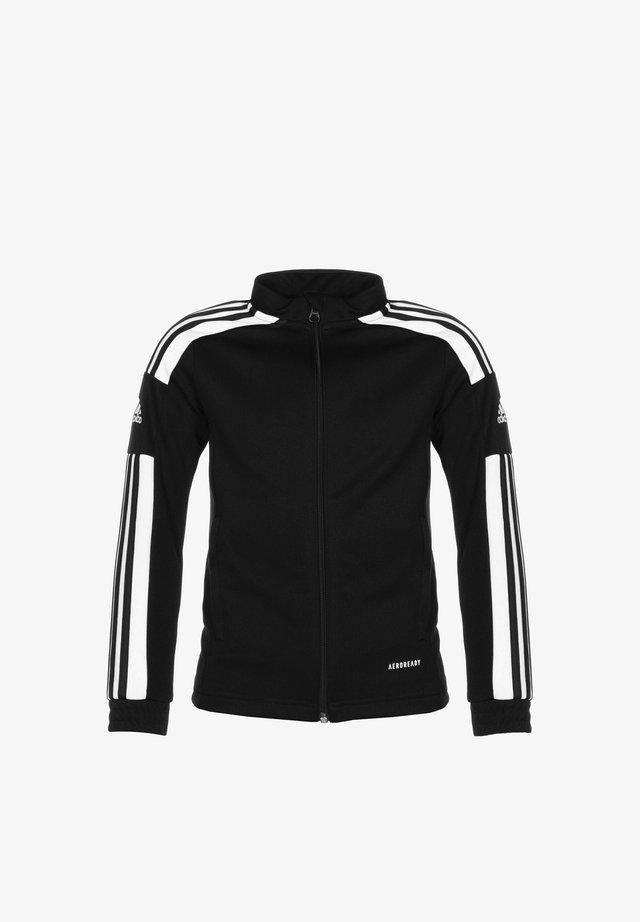 SQUADRA 21 - Trainingsjacke - black / white