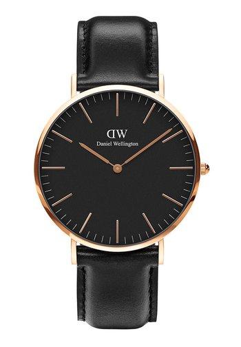 CLASSIC SHEFFIELD 40M - Zegarek - schwarz