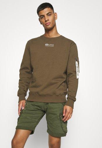 Sweatshirt - organic mud