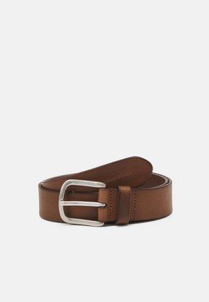 EDIRA - Belt - maroon brown