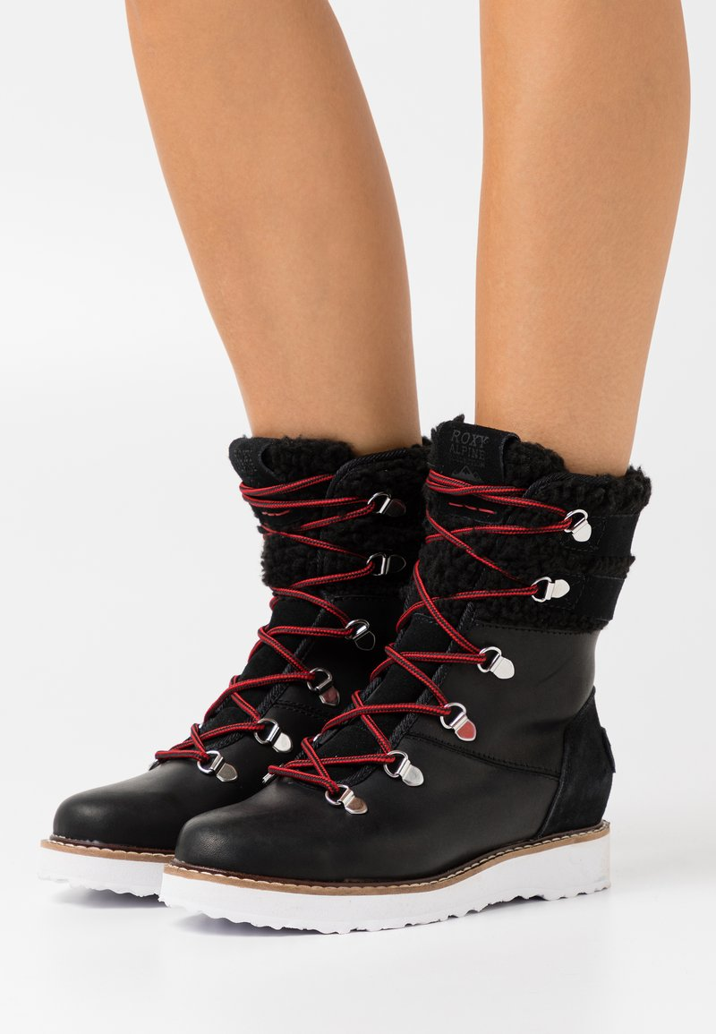 Roxy - BRANDI - Winter boots - black