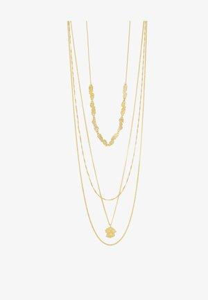 AMELIA CUSTOM LINK - Ketting - gold plating
