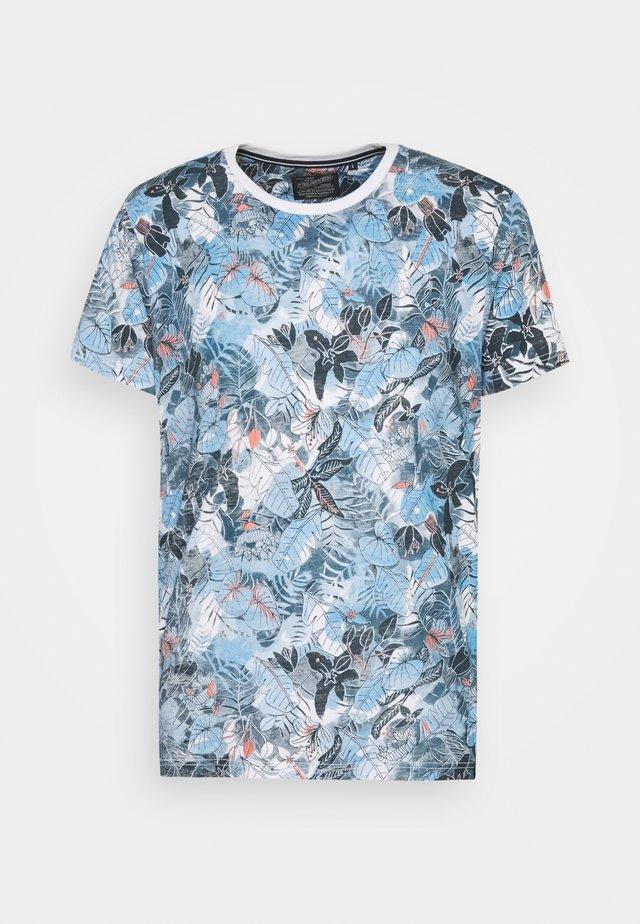 T-shirt imprimé - azure blue