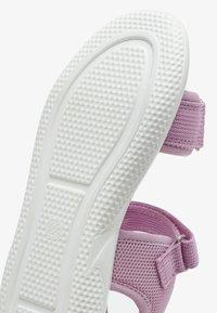 Next - SPORTY - Sandalias de senderismo - lilac - 3