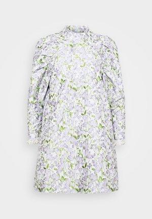 TABLE TALK MINI DRESS - Cocktail dress / Party dress - lilac