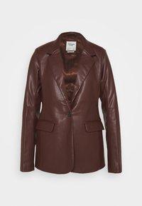 Abercrombie & Fitch - Blazer - burgundy - 0