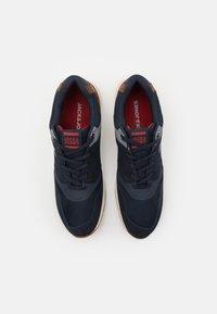 Jack & Jones - JFWATTAK  - Sneakersy niskie - navy blazer - 3
