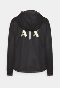 Armani Exchange - Summer jacket - black - 2