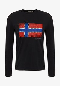 Napapijri - SIBU - Long sleeved top - black - 3