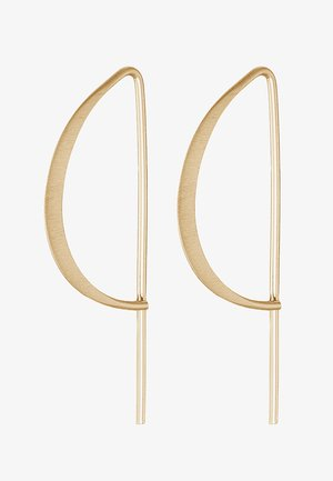 CLASSIC - Oorbellen - gold-coloured