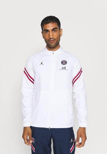 PARIS ST. GERMAIN  - Klubbkläder - white/midnight navy/midnight navy