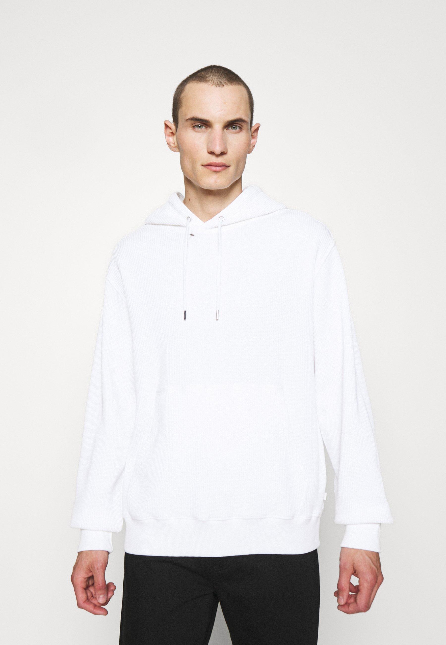Homme HURL WAFFLE HOODIE - Sweatshirt