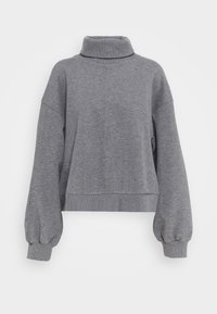 Lounge Nine - WILMA  - Sweatshirt - dark grey melange - 0