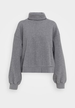 WILMA  - Sweatshirt - dark grey melange