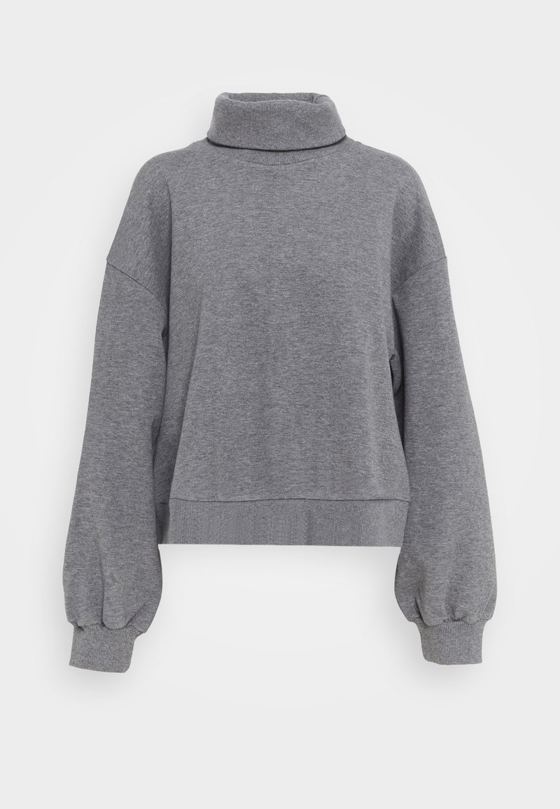 Lounge Nine - WILMA  - Sweatshirt - dark grey melange