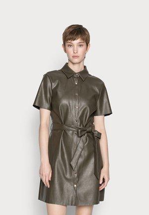 YOUNG LADIES DRESS - Blousejurk - khaki