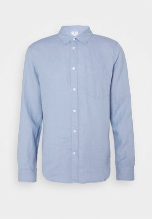 SHIRT - Overhemd - blue dusty light