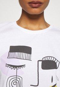 Zign - T-Shirt print - white - 5