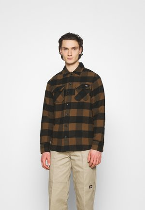 NEW SACRAMENTO - Camicia - brown duck
