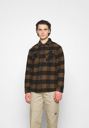 NEW SACRAMENTO - Overhemd - brown duck