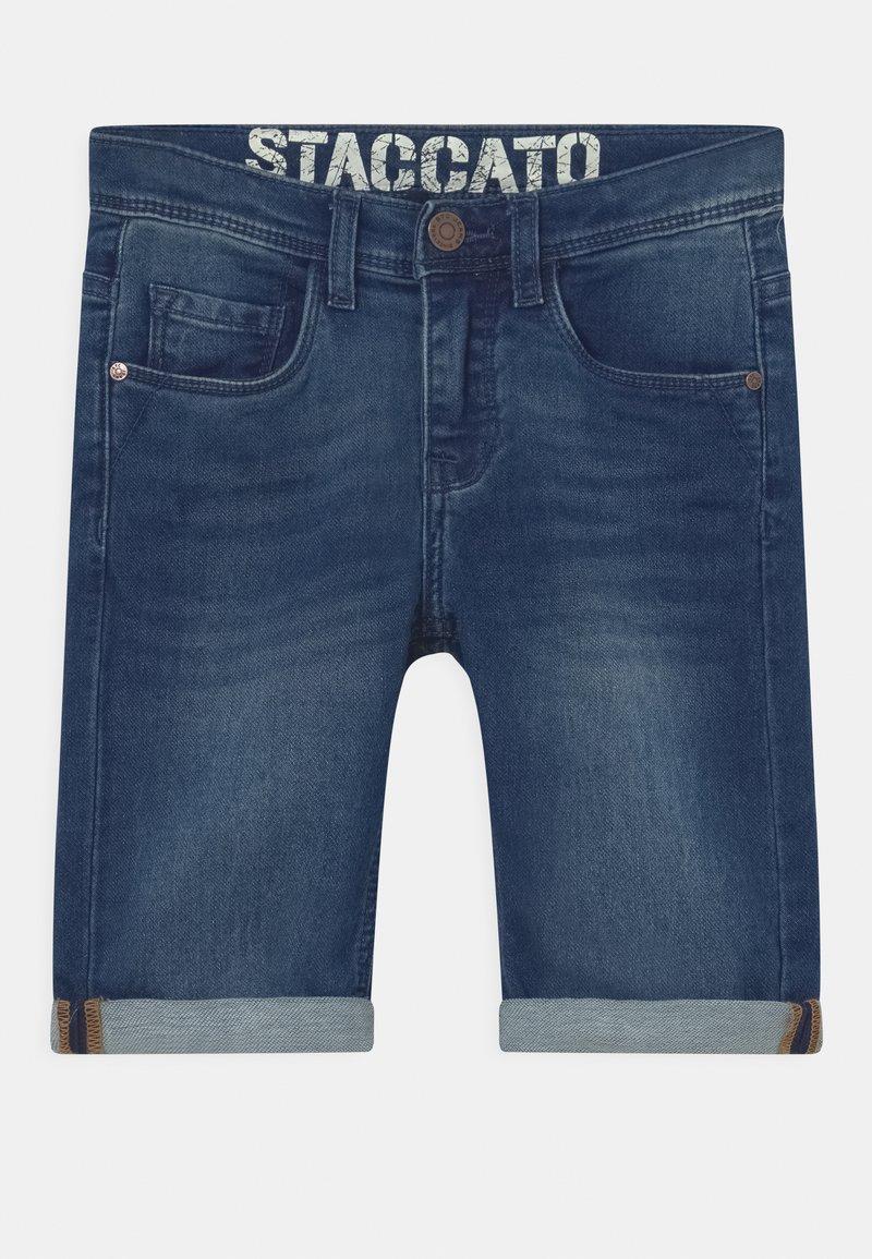 Staccato - BERMUDAS KID - Denim shorts - blue denim
