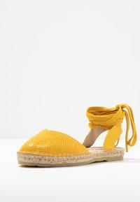 KIOMI - Espadrilles - yellow - 4